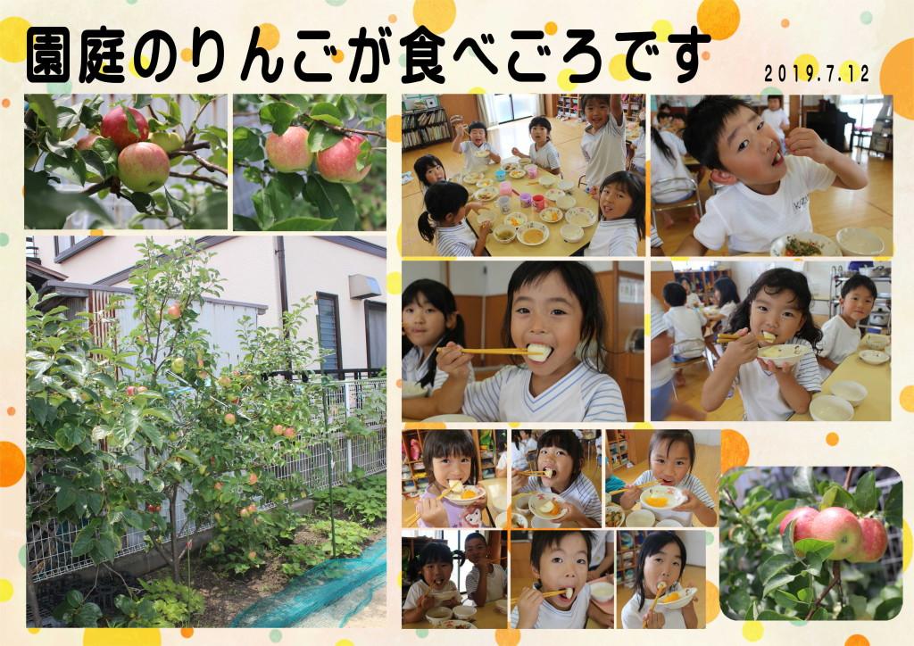 りんご ぞうぐみ