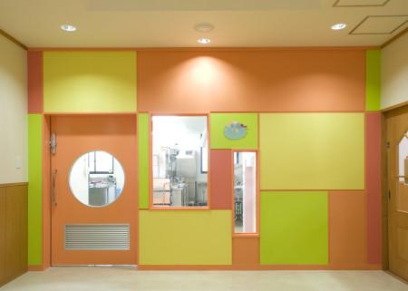 12 調理室入口